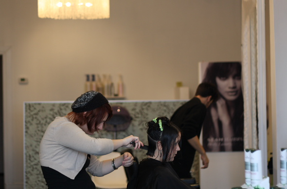 West Salon and Spa Toronto