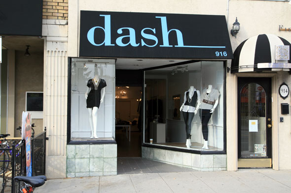 Dash clothes shop online