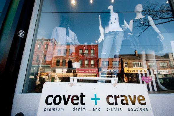 Covet Crave