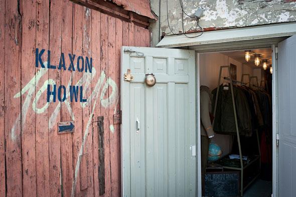 Klaxon Howl