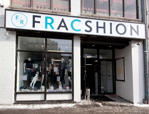 Fracshion Toronto