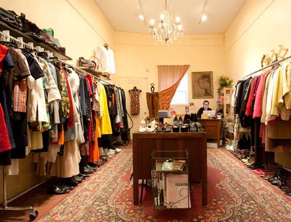 Lower Ossington is a treasure-trove of vintage stores, but it s one of