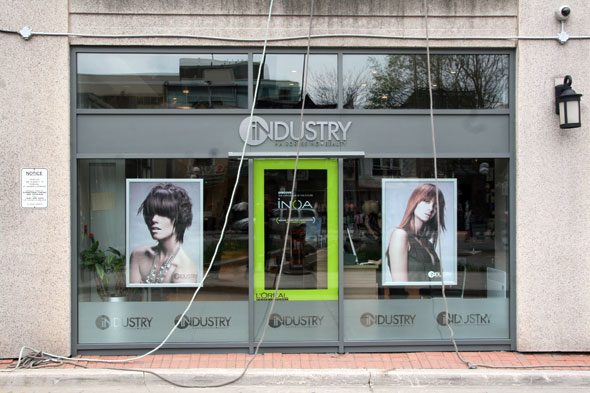 Industry Hairdressing