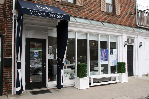 Moksa Day Spa Toronto