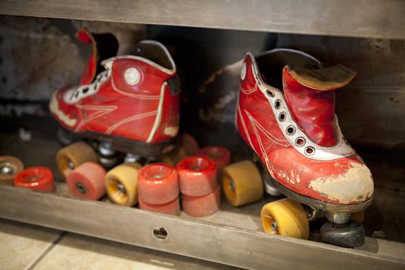 Cardinal Skate