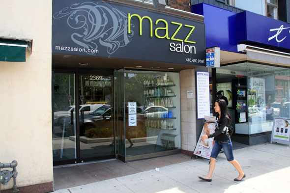 Mazz Salon