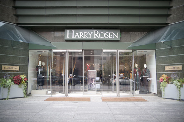 Harry Rosen Bloor