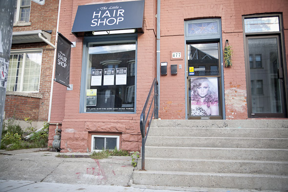 The Little Hair Shop Toronto