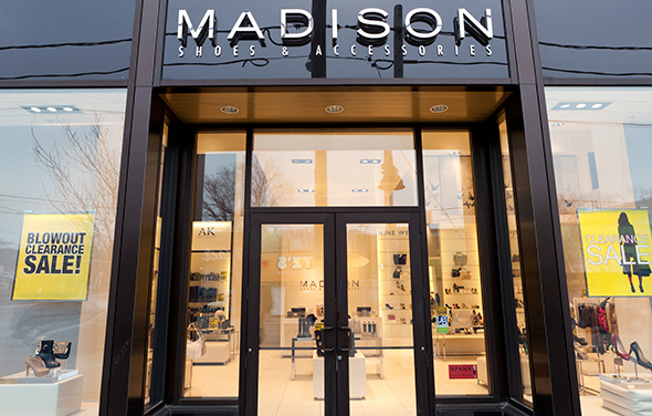 Madison Shoes Accessories