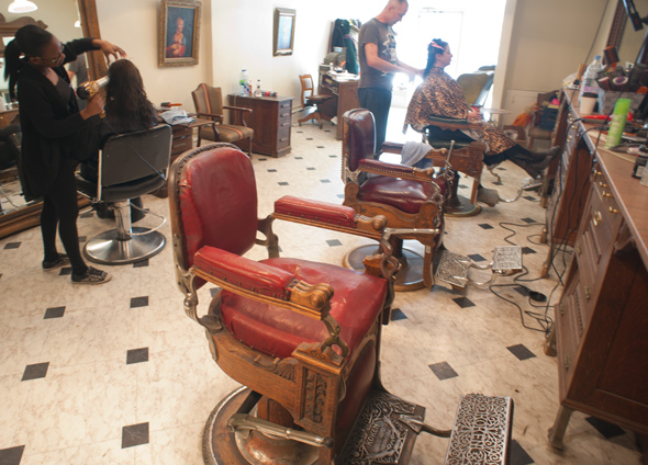 Angst Salon Toronto