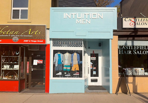 Intuition Men
