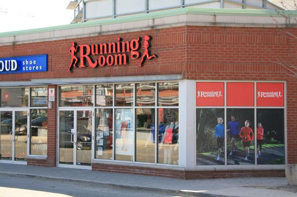 Running Room Clinics