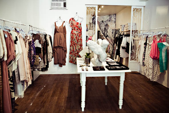 the store on queen boutique toronto