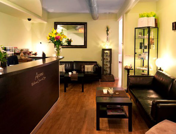 aroma wellness centre and spa