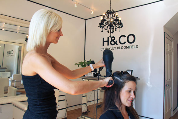 king west hair salon