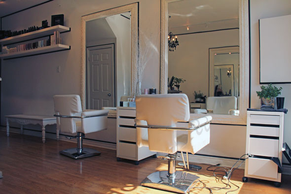 Hayley Bloomfield Salon