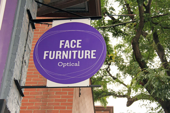 face furniture optical toronto