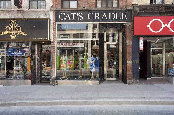 cats cradle toronto
