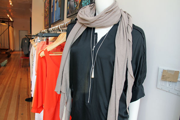 queen west fashion boutique