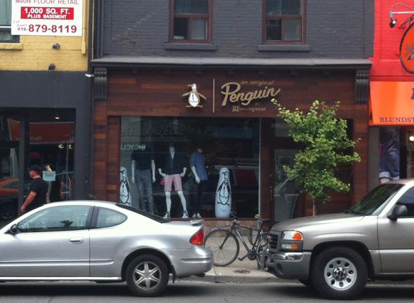 Penguin Toronto