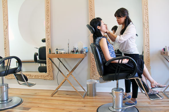 eye love brow and beauty bar toronto