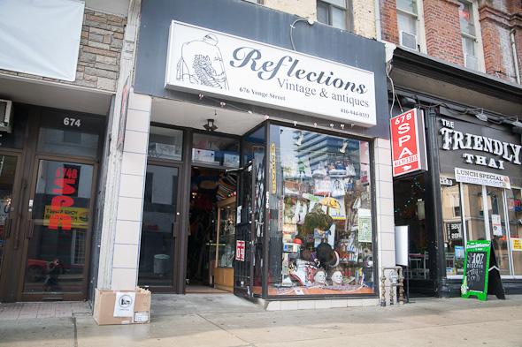 Reflections Vintages Antiques
