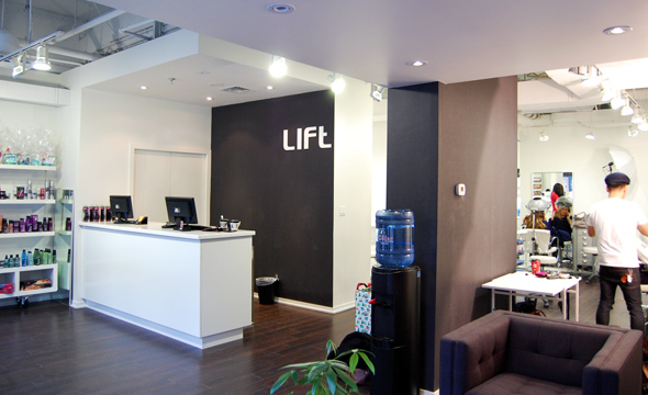 Lift Salon Toronto