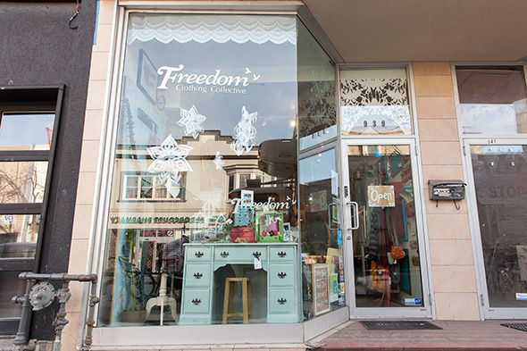 Freedom Clothing Toronto