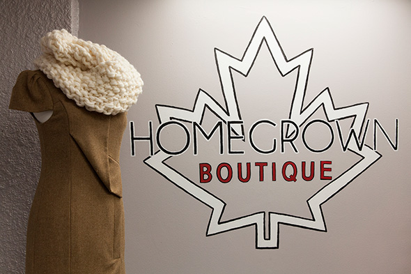 Homegrown Boutique