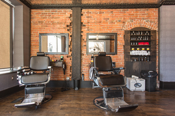 barber shop dundas