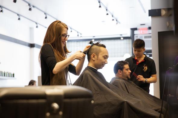 Man Cave Haircut : Mancave barbers lounge to toronto