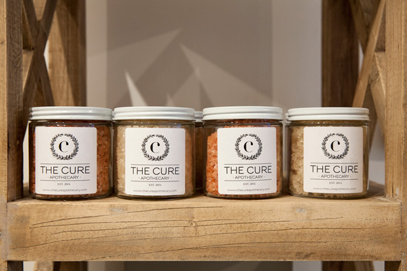 cure apothecary toronto