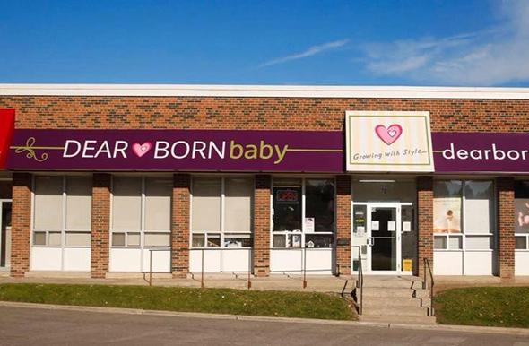 Dear Born Baby Car Seat Installation