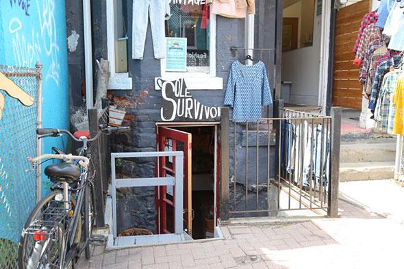 Shoe Repair Toronto Chinatown