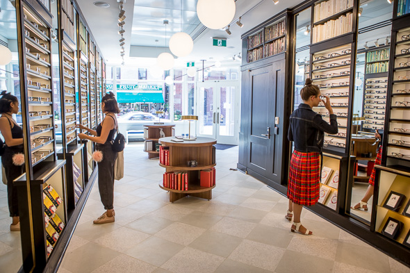 Warby Parker Toronto