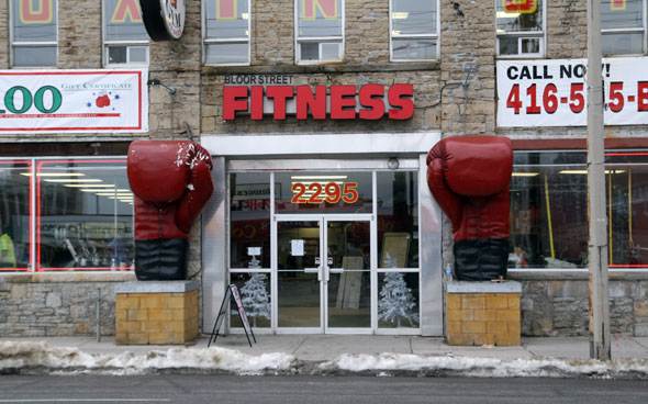 Bloor Street Boxing 6