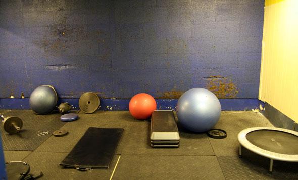 Trainers Balls