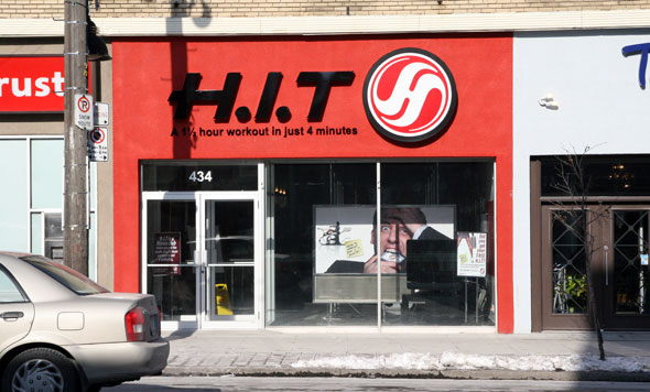 H.I.T Fitness