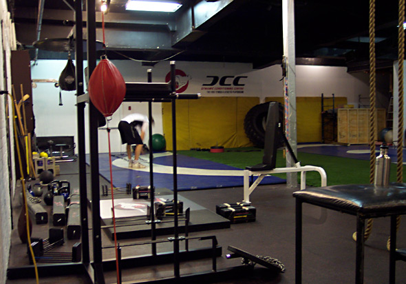 Dynamic Conditioning Centre Toronto