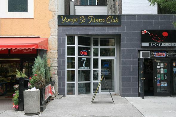 Yonge Street Fitness Club