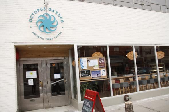 Octopus Garden Yoga Toronto