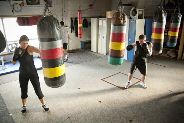 sullys boxing gym