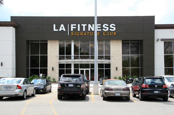 LA Fitness Toronto