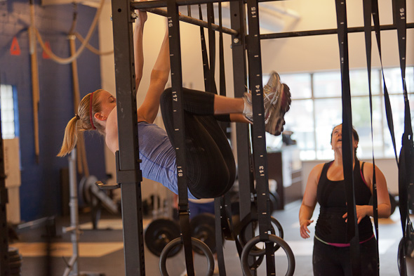 reebok crossfit gym toronto