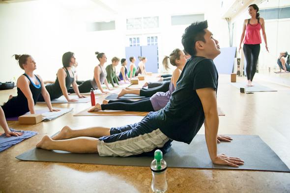 yoga chinatown toronto