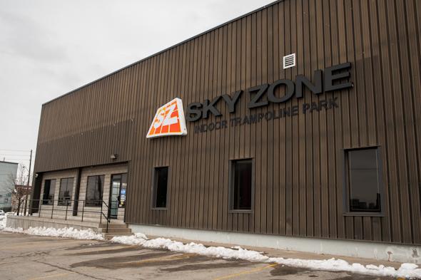Sky Zone Toronto