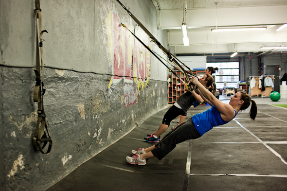 TRX Suspension Toronto