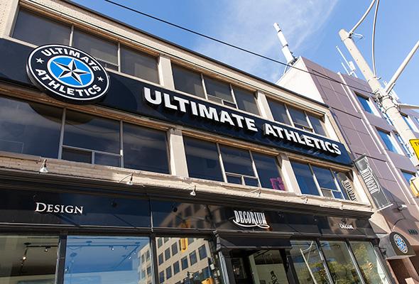 Ultimate Athletics Toronto
