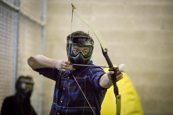 archery district toronto