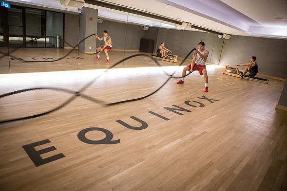 Equinox Fitness Yorkville